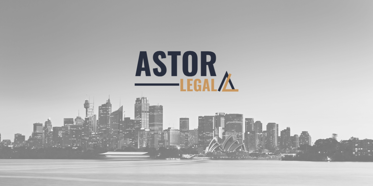 Astor Legal Sydney
