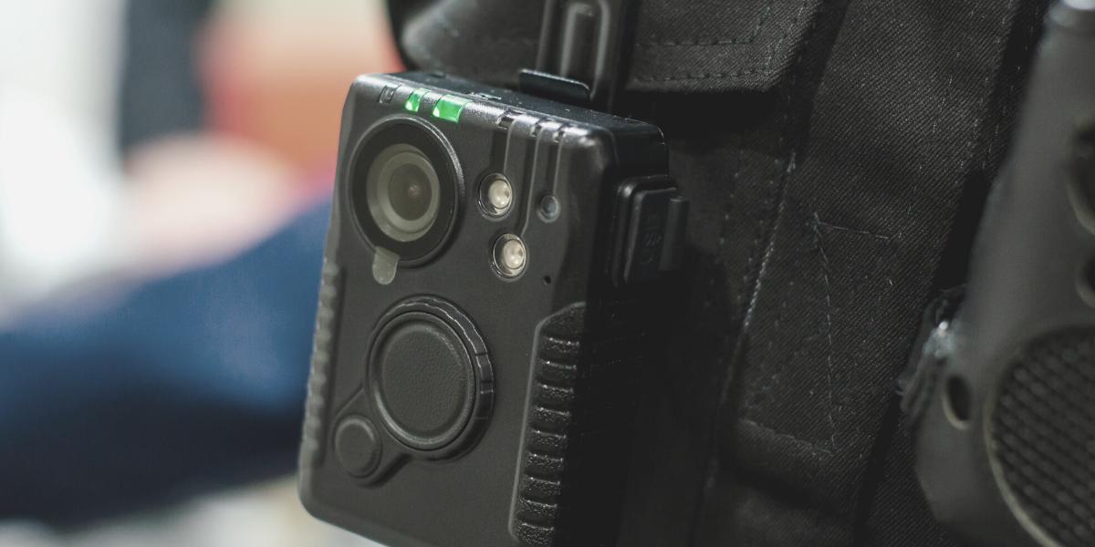 NSW Police body worn camera BWV